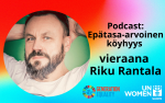 Banneri UN Women podcast Rantala 2020