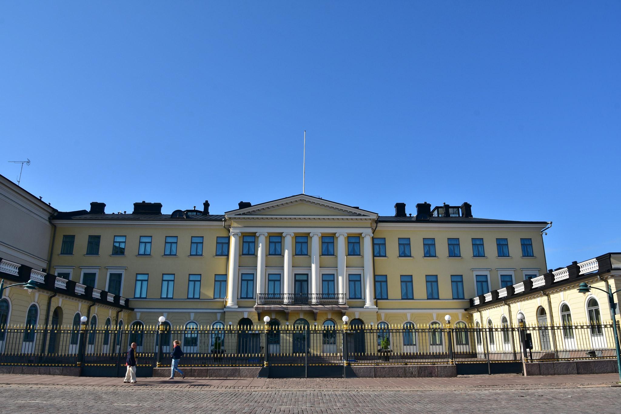 Suomen Presidentin Palkka